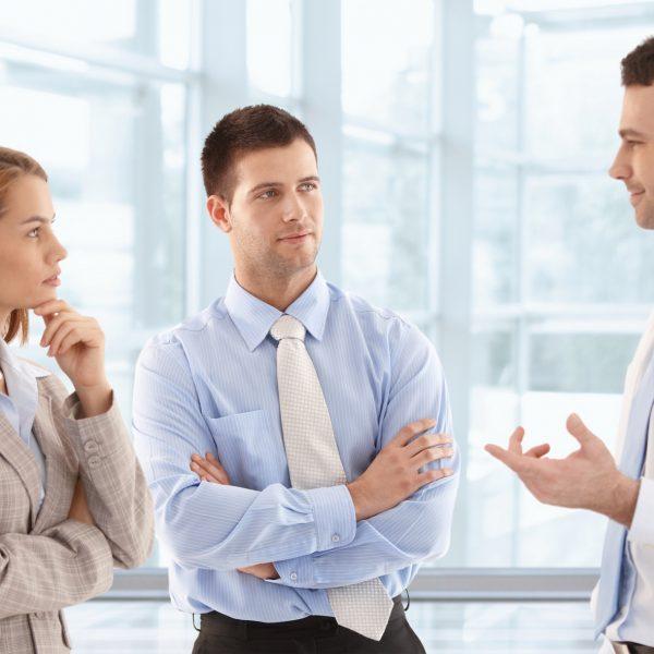 Erfolgreich kommunizieren
